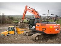 Skilled Labour Force for Hire and Plant Operator Relief Anywhere in the UK or ROI