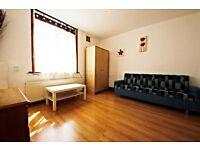 Spacious 1/2 bedroom flat in Peckham Rye