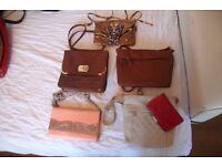 ladies handbags and purses some vintage ones