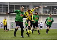 MAN v FAT Football League Rochdale