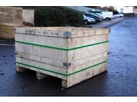 Wooden Crates- Free for Collection- Assorted sizes