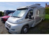 Hymer 674sl 2 berth motorhome 15000miles.great condition