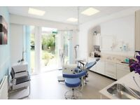 Full Time Dental Receptionist (with nursing experience) for Private Practice in Finchley