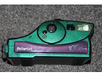Vintage Polaroid Joycam instant camera