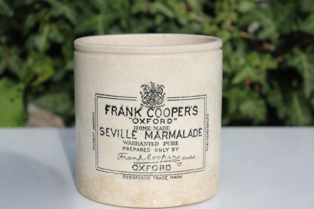 Antique Frank Coppers Oxford Seville Marmalade Pot Preserve Maling Newcastle