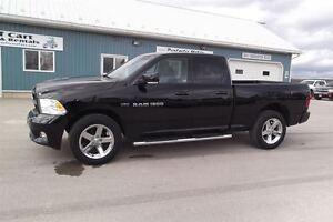 2012 Ram 1500 SPORT,4X4,SHORT BOX, LOADED!!
