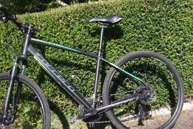 Carrera Crossfire 2 Men's Hybrid Bike -with Warranty