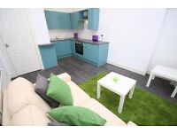 2 Bed Stylish Furnished 1st Floor Apartment, Shettleston Road
