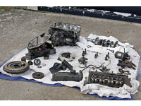 Austin A-Series A+ A-Plus 998cc Mini Engine Cylinder Head - for restoration/spares or repair