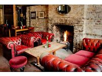 Sous Chef at the White Hart - salary £10p/h or £25k per annum