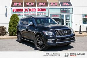 2016 Infiniti QX80 Limited 7 Passenger*Mags 22*DVD *