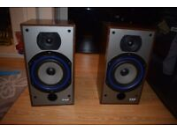 B&W DM110i Vintage Speakers