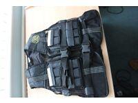 Gold's Gym 20lb Adjustable Conditioning Vest