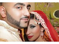 Asian Wedding Photography Videography Ilford: Muslim Pakistani Indian Sikh Hindu Photographer London