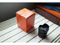 Sony 35mm f1.8 E-mount