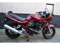 suzuki gsf bandit faired 1200 1250 blackbird x11 k1200rs read ad and view pictures