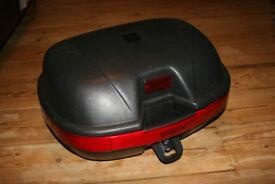 Homcom Large ~40L Motorbike Scooter Top Box Tail