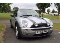 Very Good Condition MINI HATCH 1.6 COOPER FOR QUICK SALE!!