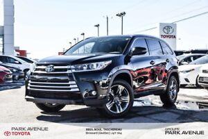 2019 Toyota Highlander PROMO 8 PNEUS DÉMAREUR A DISTANCE LIMITED