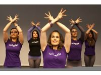 Just Jhoom! Bollywood Dance Classes