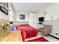 LARGE STUDIO***BAKER STREET***MARYLEBONE***FULLY FURNISHED***STUDENT DISCOUNTS***NO FEES