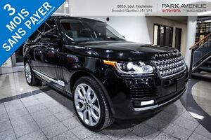 2013 Land Rover Range Rover SUPERCHARGED * GPS NAVIGATION * AWD