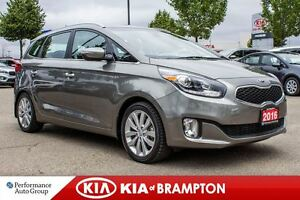 2016 Kia Rondo LX|BACKUP CAM|BLUETOOTH|HTD SEATS|SAT RADIO|ALLOY