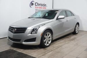2014 CADILLAC ATS SEDAN TURBO CAMERA DE RECUL