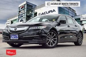 2017 Acura TLX 3.5L SH-AWD Accident Free|Bluetooth|Back-UP Camer