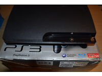PS3 slim 250gb Faulty