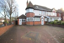 Large 4 Bedroon Semi-Detatched property in Edgbaston
