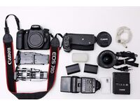 Selling my beloved Canon 70D with lens, flash, battery grip, camera bag and other small bits