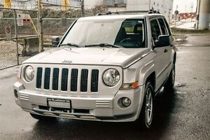 2008 Jeep Patriot Limited Coquitlam Location - Call 604-289-6161