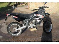 Derbi Senda SM 50 Extreme 2005 49cc