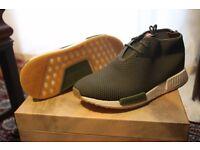 Adidas Consortium x END Clothing NMD C1 Chukka Sahara UK 11 US 11.5 EU 46 BNIB