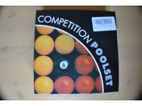 Competition Poolset English Pool Balls