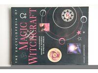 NEW 'Encyclopaedia of Magic & Witchcraft' Greenwood Occult Spiritual Mythology