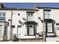 50 Geneva Road, Wallasey - 2 Bedroom Terraced House with GCH & DG. DSS applicants welcome