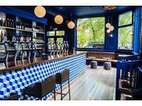 Bar Staff needed @The Italian Job Pub Craft Beer