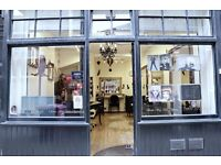 Full time hairdresser required for two boutique salons in the heart of Spitalfield