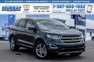 2016 Ford Edge **Leather Interior!  Navigation!**