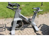 Star Trac Spinner Fitness Bike Gym Equipment LIKE NEW (Barely any use) + WITH FITNESS COMPUTER