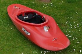 Kayak, Jackson 2 fun playboat, canoe