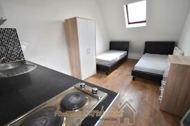 LUXURIOUS Studio Flat In WEMBLEY -- 2 Mins From Wembley Central Station (NATIONAL RAIL)