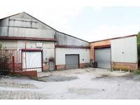 WAREHOUSE / STORAGE / WORKSHOP AVAILABLE TO RENT IN SALFORD M6 I EASY ACCESS TO MOTORWAY