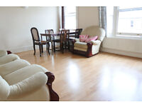 Very spacious 3 bed flat seconds walk to Alexandra Palace overground rail
