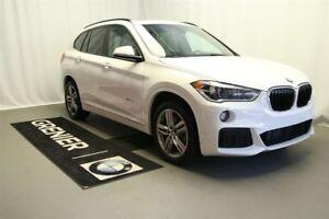 2018 BMW X1 28i,Enseble Premium essentiel et M sport