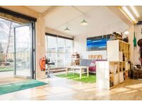 Creative Studio Space | Workshop | Office | Central London | Waterloo