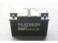 110 a/h Leisure Battery