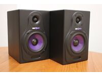 HHB Circle 3 Active Studio Monitors (pair) in excellent condition